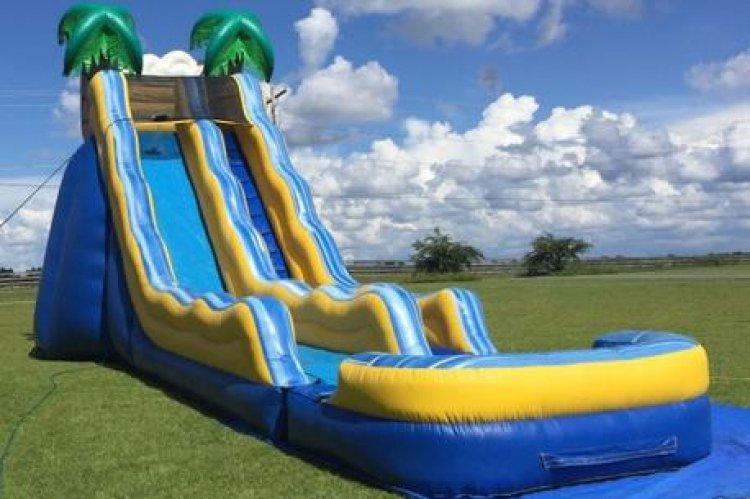 20' Tropical Beast Dry slide